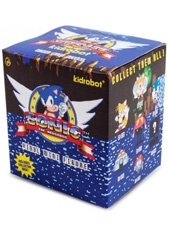 Figura Sonic The Hedgehog Mini Blind Box