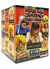 Figura Street Fighter II Losing Face Busts Blind Box