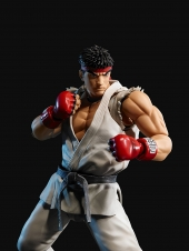 Figura, Street Fighter, Street, Fighter, Ryu, S.H., Figuarts, Bandai,