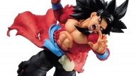 Figura Super Dragon Ball Heroes Super Saiyan 4 Son Goku Xeno