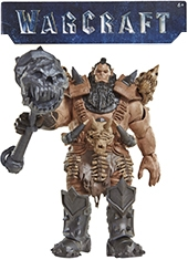 "Figura Warcraft 6"" Blackhand"