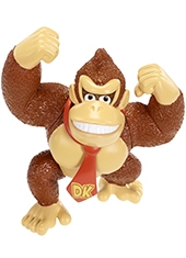 Figura World Of Nintendo Donkey Kong 2.5""