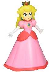 Figura World Of Nintendo Princess Peach 2.5""