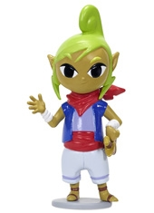 Figura World of Nintendo The Legend of Zelda Tetra 6 cms