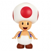 Figura, World, Of, Nintendo, Toad, Red,