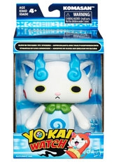 Figura Yo-Kai Watch Mood Komasan