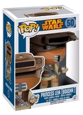Figura POP! Star Wars Boushh Leia