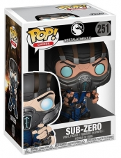 Funko POP! Games Mortal Kombat Sub-Zero