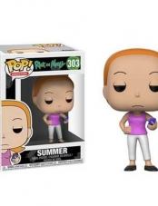 Funko POP! Rick And Morty Summer