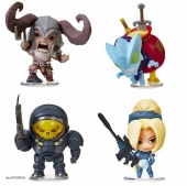Figuras Cute But Deadly Blizzard