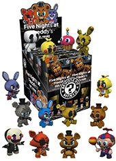 Figuras Mystery Minis Five Nights At Freddys