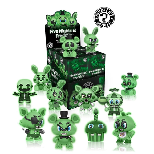Figura Mystery Minis Five Nights At Freddys