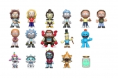 Figura Mystery Minis Rick and Morty
