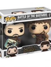 Figuras POP! Game of Thrones Battle of the Bastards 2 Pack