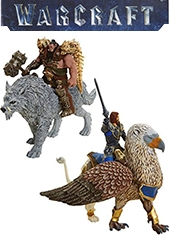 Figuras Warcraft Battle In A Box