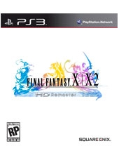 Final Fantasy HD X/X-2 PS3