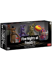 Figuras Five Nights At Freddys Set 2 Funko