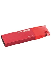 Pendrive 16Gb DTSE3 Rojo Kingston