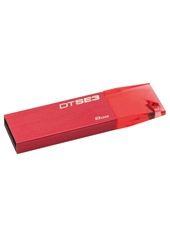 Pendrive 8Gb DTSE3 Rojo Kingston