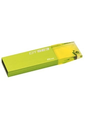 Pendrive 8Gb DTSE3 Verde Kingston