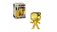 Funko POP! Marvel Black Panther Gold Chrome