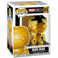 Funko POP! Marvel Iron Man Gold Chrome