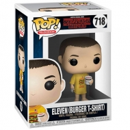 Funko POP! Stranger Things Eleven Burger T-Shirt