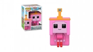 Funko POP! Adventure Time Minecraft Princess Bubblegum