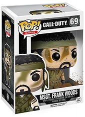 Figura POP Call Of Duty Woods