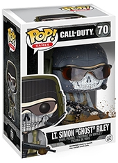Figura POP Call Of Duty Simon Riley