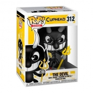 Funko POP! Cuphead The Devil