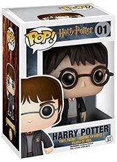 Figura POP! Harry Potter Harry Potter