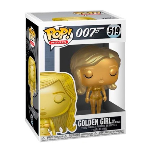 Funko POP! James Bond 007 Golden Girl