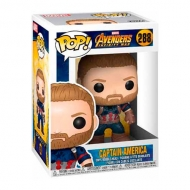 Funko POP! Marvel Infinity War Captain America