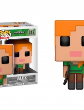 Funko POP! Minecraft Alex