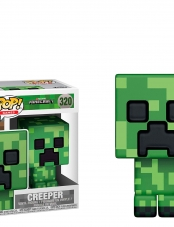 Funko,POP!,Minecraft,Creeper,Microplay