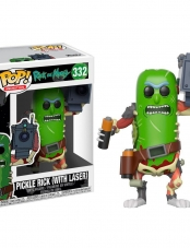 Funko,POP!,Rick,And,Morty,Pickle,Rick,Whit,Laser,Microplay