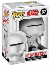 Figura, POP!, Star, Wars, The Last Jedi, First Order, Flametrooper, pop Star Wars, figura star wars, SW
