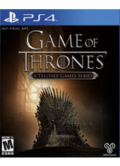 Game of Thrones A Telltale Game Series PS4
