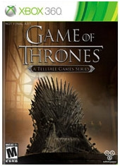 Game of Thrones A Telltale Game Series Xbox 360