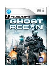 Tom Clancys Ghost Recon Wii