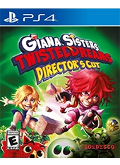 Giana Sisters Twisted Dreams PS4