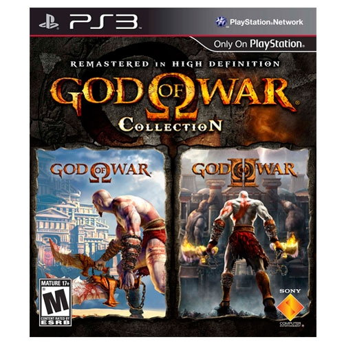 God of War Collection PS3