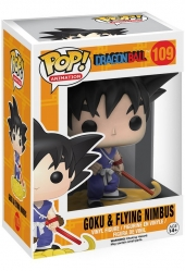 Funko POP! Dragon Ball Goku & Flying Nimbus Funko