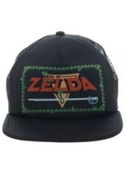 Gorro Legend of Zelda Logo 8 bits Trucker