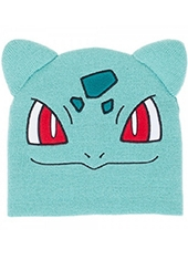 Gorro Pokemon Bulbasaur Knit Beanie