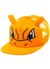 Gorro Pokemon Charizard Big Face Trucker
