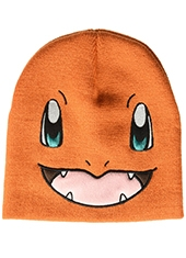 Gorro Pokemon Charmander Knit Beanie