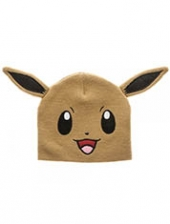 Gorro Pokemon Eevee Big Face Beanie