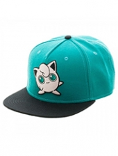 Gorro Pokemon Jigglypuff Color Block Snapback